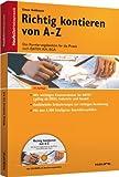 Richtig Kontieren von A-Z: Das Kontierungslexikon für die Praxis nach