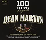 100 Hits Legends -Deanmartin [Import anglais]