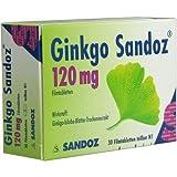 Nahrungsergänzung Ginkgo