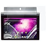 atFolix Glasfolie kompatibel mit Lenovo Yoga Tablet 2-8 Panzerfolie, 9H Hybrid-Glass FX Schutzpanzer Folie