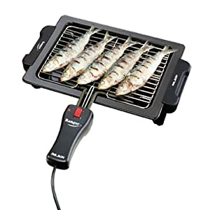 Palson Ranger 30558 Electric Grill Tabletop Grill 1000 W