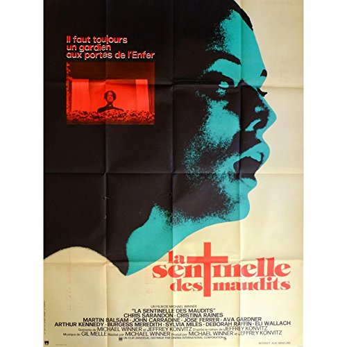 la-sentinelle-des-maudits-poster-de-pelicula-120-x-160-cm-1977-cristina-raines-michael-winner