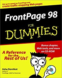 Frontpage 98 for Dummies