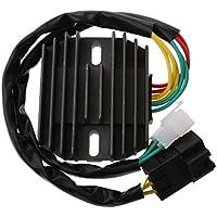 MagiDeal Rectificador Regulador de Voltaje Herramienta para Honda CBR600F4 CBR600F4i 2001-2006