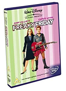 Freaky Friday [DVD] [2003]