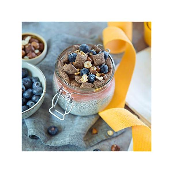 Fitness Delice Cioccolato Cereali Croccanti con Cuore Morbido al Cioccolato, 350 g 5 spesavip