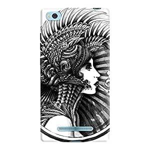 DailyObjects Valkyrie Mobile Case For Xiaomi Mi 4I