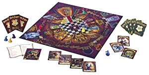 Harry Potter and the Philosopher's Stone - Mystery at Hogwarts Board Game