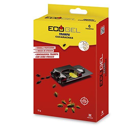ECOGEL NOVAR Ecogel Trampa Cucarachas 15 grs