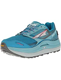Altra Olympus 2.5 Trail Running Shoes Women Blue 2018 Laufsport Schuhe
