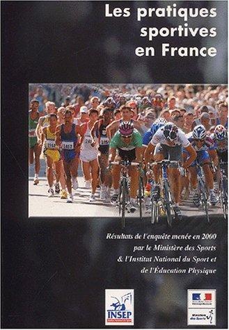 Les pratiques sportives en France. : Enquête 2000 par Collectif