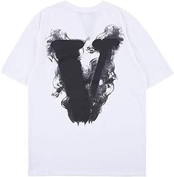 Travis Scott Smoke Demon Angel T-Shirt