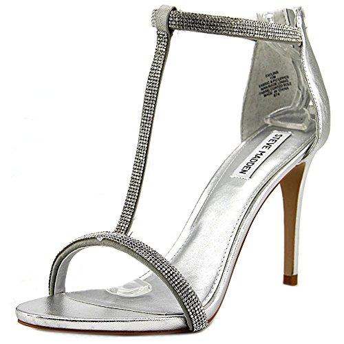 Steve Madden Faylinn Femmes Synthétique Sandales silver
