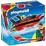 PLAYMOBIL® 4341 - Mitnehm-Rennboot