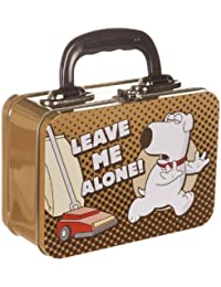 Family Guy Brian Leave Me Alone Tin Tote