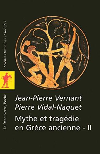 Mythe et tragédie en Grèce ancienne (02)