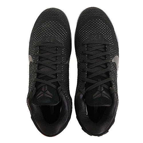 Nike 822675-001, espadrilles de basket-ball homme Noir