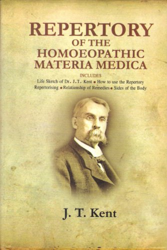 homeopathic materia medica kent free download