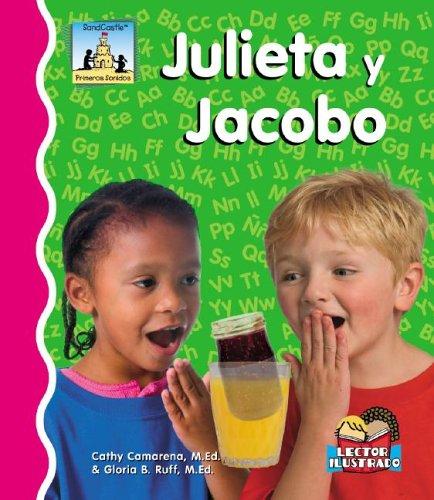 Julieta Y Jacobo (Primeros Sonidos / First Sounds) por Cathy Camarena
