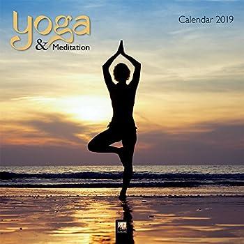 Yoga & Meditation 2019 Calendar
