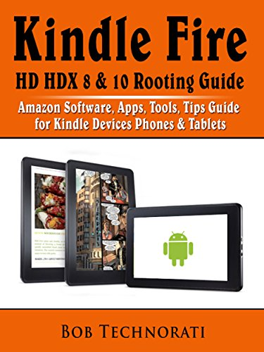 Kindle Fire HD HDX 8 & 10 Rooting Guide: Amazon Software, Apps ...