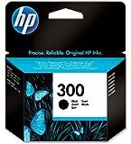 HP Cartouche Jet d'encre Originale N°300 CC640EE 4 ml 200 Pages Noir