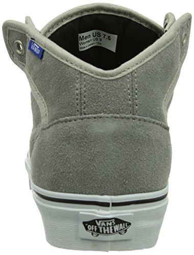 Vans U 106 Mid, Baskets mode mixte adulte Blanc (Wild Dove)