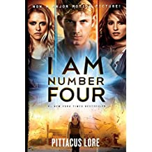 I Am Number Four Movie Tie-in Edition (Lorien Legacies) by Pittacus Lore (2011-08-23)