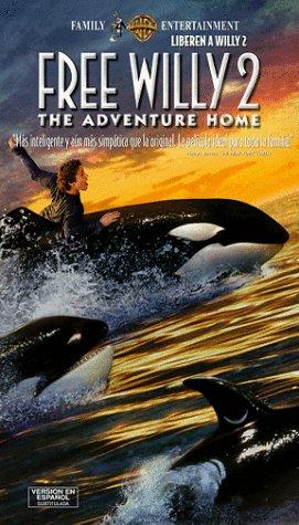 Preisvergleich Produktbild Free Willy 2: The Adventure Home [VHS]
