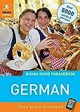 Rough Guide German Phrasebook (Rough Guide Phrasebook: German)