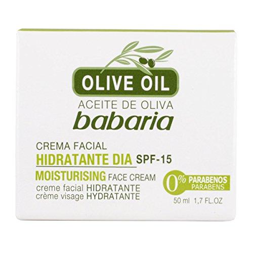 Nivea Aceite Oliva Crema Facial Hidratante Día SPF15