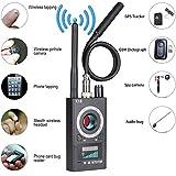 EPTEK @ Anti Spy Rf-Detektor Drahtloser Wanzen-Detektor Signal für Versteckte Kamera Laserlinse GSM-Hörgerät-Finder Radar Radio Scanner Wireless Signal Alarm