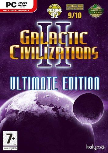 Galactic Civilizations 2: Ultimate Edition (PC CD) [Edizione: Regno Unito]