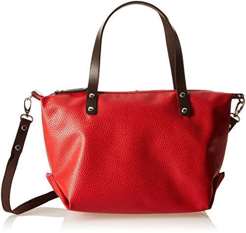 Paquetage Zb, Borsa tote donna , Rosso (Rouge (067/Signal)), Taille Unique