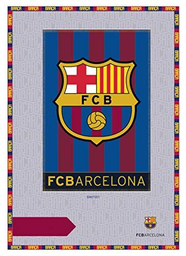 Asditex Manta Rachel F.C Barcelona 160x240 - Manta