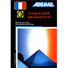 Using French (1 livre + coffret de 4 CD) (en anglais)