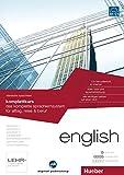 interaktive sprachreise komplettkurs english: das komplette sprachlernsystem für alltag, reise & beruf / Paket: 1 DVD-ROM + 5 Audio-CDs + 3 Textbücher
