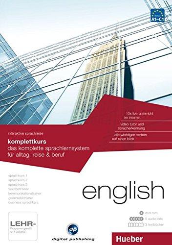 interaktive sprachreise komplettkurs english: das komplette sprachlernsystem für alltag, reise &...
