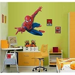 VVX - Adhesivo para pared, diseño de Spiderman