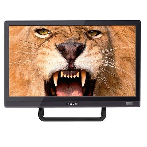 Nevir - 7412 TV 16' led HD USB dvr 12v hdmi Negra