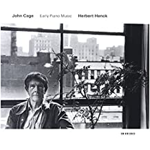 Cage: Early piano music