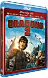 Dragons 2 [Combo Blu-ray 3D + Blu-ray + DVD + Copie digitale]