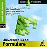 Universelle Excel-Formulare Bild