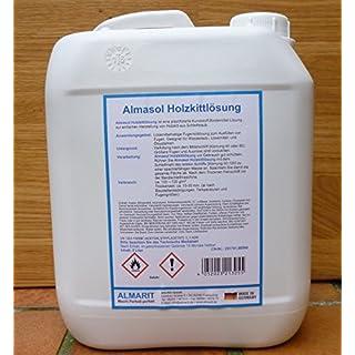 Almasol Holzkittlösung lösemittelhaltig,5 Liter Inhalt