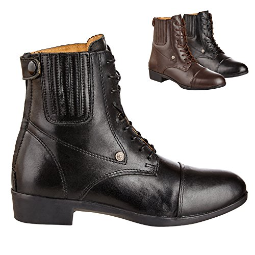 Stiefelette »OXFORD ADVANCED BZ LACE« mit Reißverschluss. Bequeme Boots | Echtleder | Robuster...