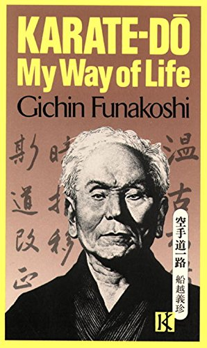 Karate-do: My Way Of Life por Gichin Funakoshi