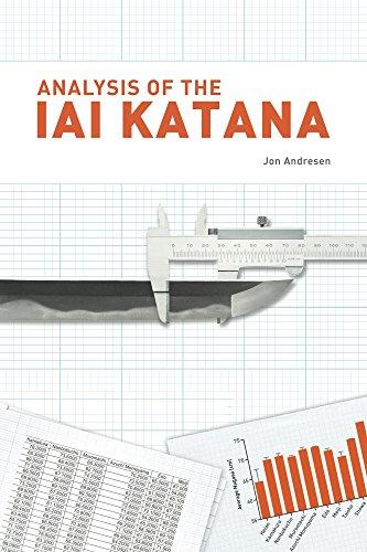 Analysis of the Iai Katana (English Edition) por Jon Andresen