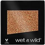 Wet n Wild Color Icon Eyeshadow Glitter Single, Brass, 1.4g