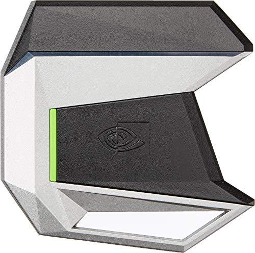 nVidia 900-12230-2500-000 Geforce GTX SLI HB Bridge 2-Slot schwarz/Silber/grün - Nvidia Geforce Sli