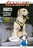 KLEINMETALL 15380200 Allsafe Gürtel der Sicherheit für Hunde, L
